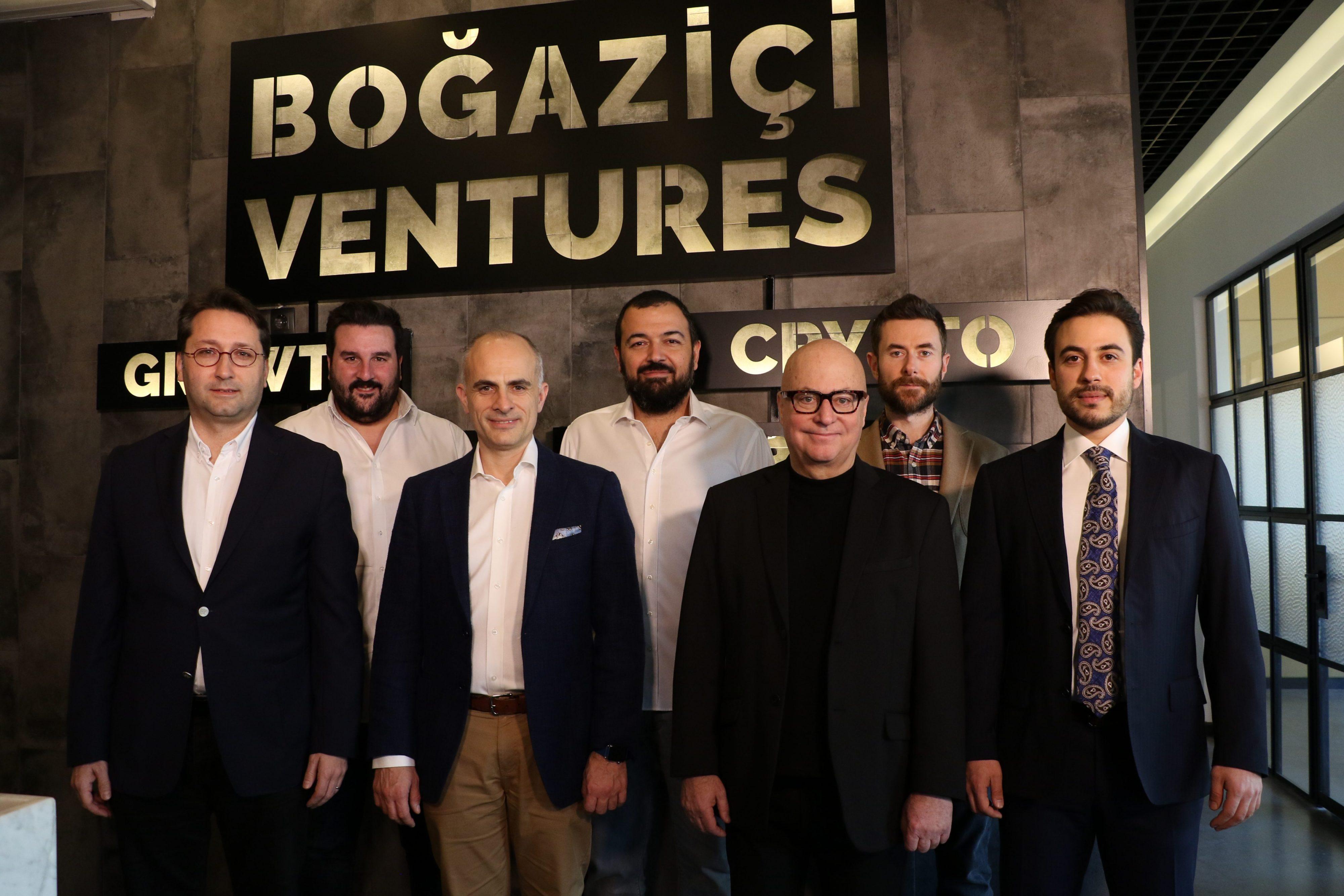 TR/ENG Boğaziçi Ventures Yönetim Kurulu Başkanı Agah Uğur Oldu/Agah Uğur has become the Chairman of Boğaziçi Ventures